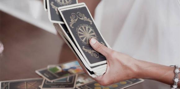 Je tire mes cartes
