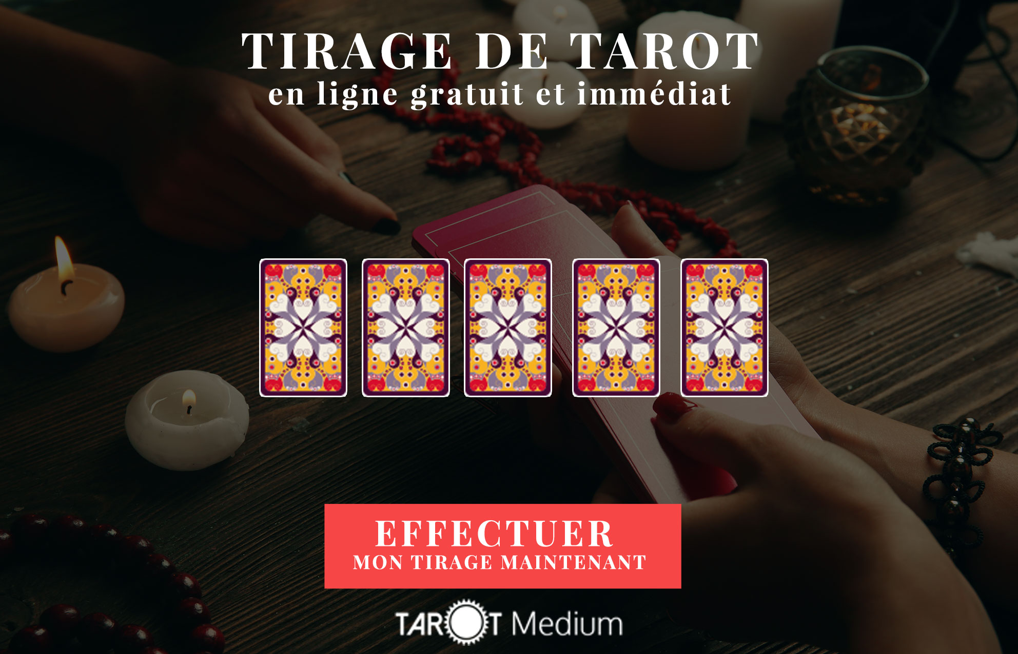 Tarot medium