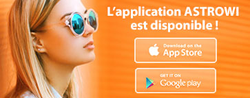 Applications mobiles pour Astrowi